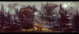 Dead Place (1-6-13) by zakforeman