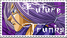 Future Trunks Fan Stamp by xavs-stamps