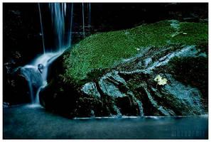 waterfall by werol