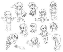 Link Sketches by ritolink