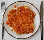 L.A. Zen is Yummy (Fan Art) by 2snails1shell