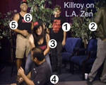 Killroy on L.A. Zen   Ep. 6, Who's Who by 2snails1shell