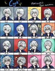 Expression Meme (Cyril) by 216th