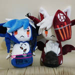 Manto Plushies by 216th