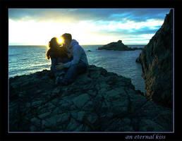 An Eternal Kiss by MisterHip
