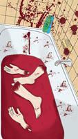 blood bath by demonic-art1990