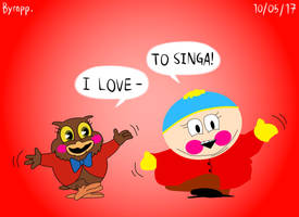 I Love - To Singa! by byrapp