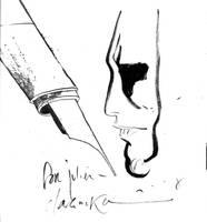 Dave McKean - Squink by JulienHB