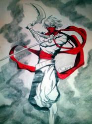 Strider Hiryu by CrissyBlue