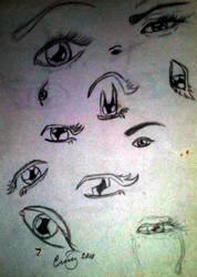 EYE SEE YOU by CrissyBlue