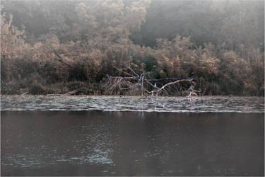 Lake by karala-chan