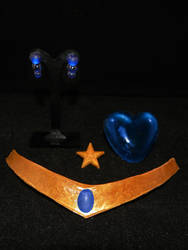 Super Sailor Mercury accessories by starlit-creations