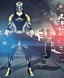 WUZA (Pendekar Heroes) LegitZEN pict 1 by DUTAfilms