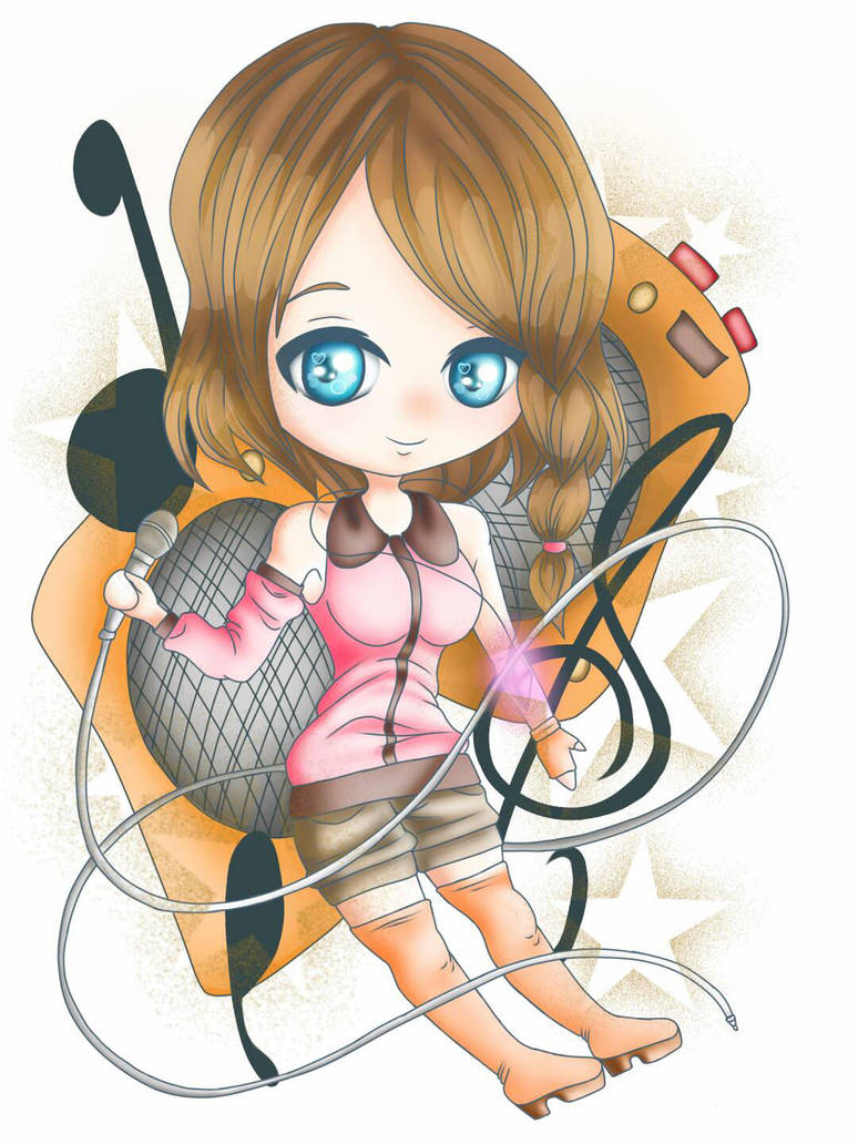 Chibi Gumia by Mitsuki-Yukari