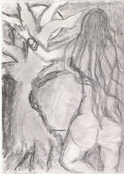 feminine mystique by DreamersMystique