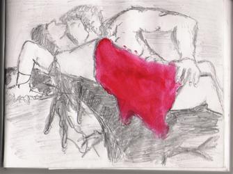 LAdy in Scarlet II by DreamersMystique