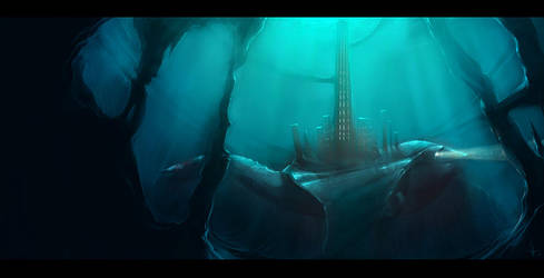 Whale Tower by Reallygay