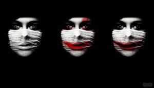Simple Photo Manipulation Experimentation - Dark by bourboncream