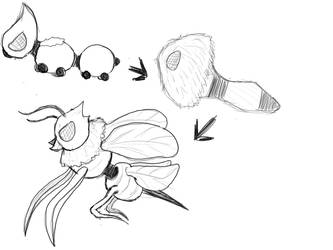 Bee's by Dafrag