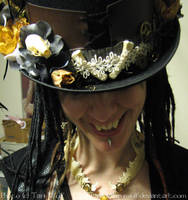 Halloween 2010, Wicked Grin by tajniwolf