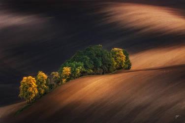 -Twilight on the island- by Janek-Sedlar