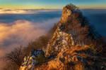 -Silent mountain and ocean- by Janek-Sedlar