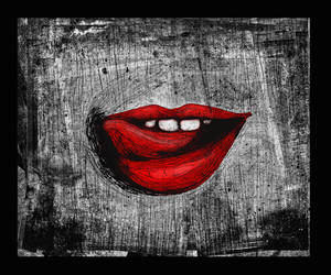 Lips - color by Barny5