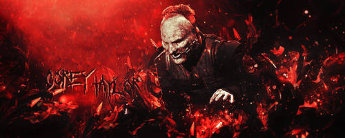 Corey Taylor edit by Barny5