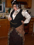 steampunk outfit complete by marychain