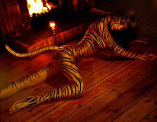 Tiger Lady by terridol
