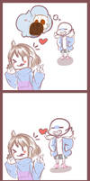 Payback SANS x FRISK by T-TiP