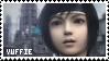 Yuffie Stamp by lightpurge