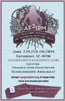 AF3IRM-NY'S Summer School of Women's Activism 2014 by soulnomad92