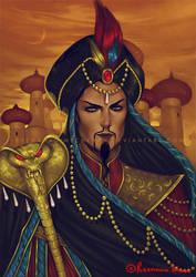:Captor_Jafar: by RezShirmeen