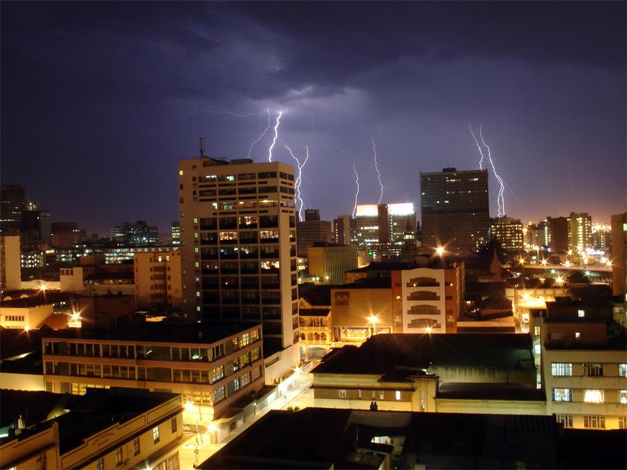 Lightning Storm 1 by 99thbone