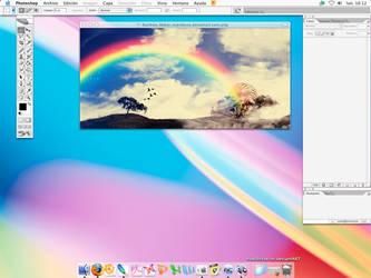 Desktop by overdosse