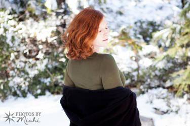 Snow by Kyndelfire