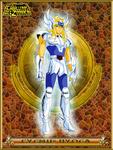 Card Olympus Cisne Hyoga by cdzdbzGOKU