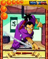 DB Ninja Murasaki by cdzdbzGOKU