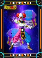 Vermoud God Of The Destruction Universe 11 by cdzdbzGOKU