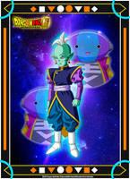 Kaio Shin Universe 9 by cdzdbzGOKU