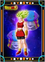 Kale Legendary Sayan Universe 06 by cdzdbzGOKU
