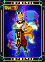 Liquir God Of Destruction Universe 08 by cdzdbzGOKU