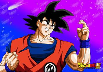 Scene Dragon Ball Super Tournament Universes by cdzdbzGOKU