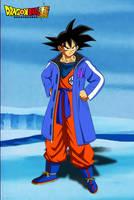 MDBS Goku by cdzdbzGOKU