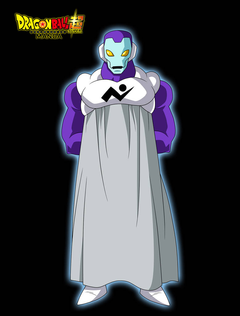New Character DBS 2 by cdzdbzGOKU