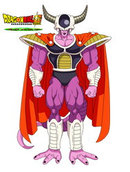 King Cold Film DBS Broly by cdzdbzGOKU