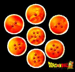 Super Dragon Balls Render by cdzdbzGOKU