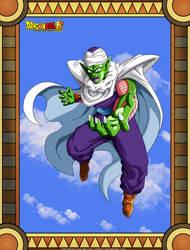DBS Piccolo BOG by cdzdbzGOKU