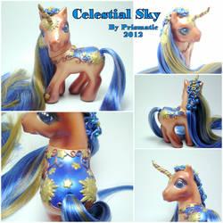 Celestial Sky by PrismaticPony